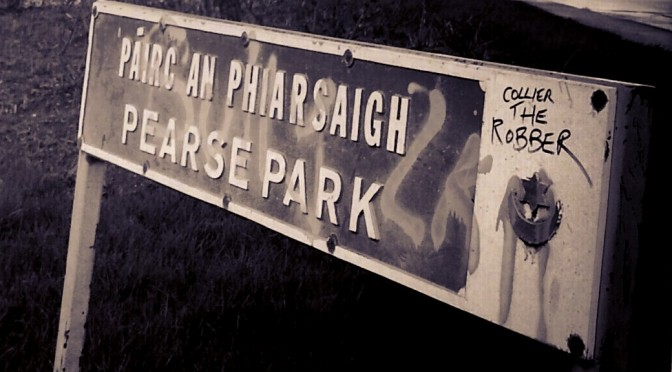 Pearse Park Drogheda Photographic Society Banner
